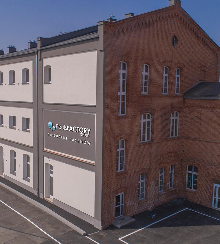 PoolsFactory Group - Der größte Hersteller von Schwimmbädern in Europa